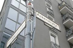 Obj.-Nr. 01200601 - Ackerstraße Fassade