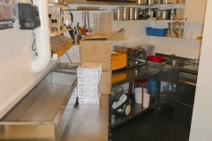 Obj.-Nr. 01200601 - Vorbereitungsküche-Lager