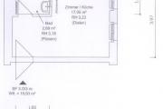 Obj.-Nr. 03191015 - Grundriss