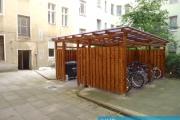 Obj.-Nr. 03191015 - Innenhof Fahrrad