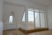 Obj.-Nr. 03200603 - Wohnzimmer zur Dachterrasse Südwest