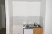 Obj.-Nr. 04190103 - Wohnzimmer Kochnische