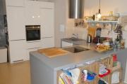 Obj.-Nr. 04190701 - Wohnzimmer Einbauküche