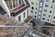 Obj.-Nr. 04191018 - Treppe zur Dachterrasse