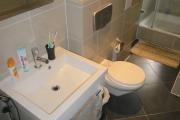 Obj.-Nr. 04191103 - Wannenbad WC Waschbereich