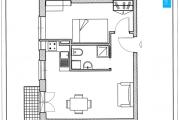 Obj.-Nr. 05120104 - Grundriss