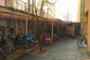 Obj.-Nr. 05200301 - Innenhof Fahrradstellplatz
