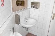Obj.-Nr. 07200102 - WC-Toilette Waschbereich
