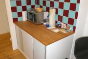 Obj.-Nr. 09200109 - Wohnküche Arbeitsbereich