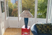 Obj.-Nr. 11180804 - Fenster Ausblick Sommer