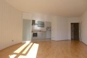 Obj.-Nr. 11180804 - Wohnzimmer zur Küche und Flur
