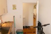 Obj.-Nr. 11191012 - Küche zum Flur
