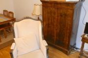 Obj.-Nr. 11191012 - Wohnzimmer antikes Mobiliar