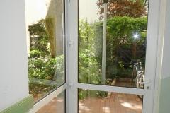 Obj.-Nr. 11200803 - Treppenhaus Zugang Innenhof