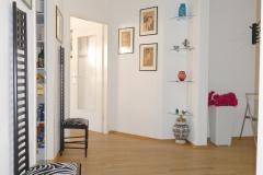 Obj.-Nr. 11200803 - Wohnflur zum Wohnzimmer