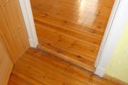 Obj.-Nr. 14200701 - Bodenbeläge Holzdielen