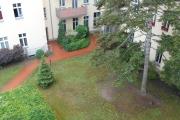 Obj.-Nr. 15200101 - Balkon-Ausblick Innenhof