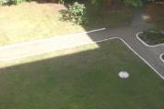 Obj.-Nr. 24200703 - schöner Innenhof - Vogelperspektive