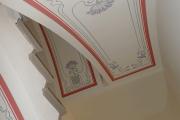 Obj.-Nr. 60200112-19 - Treppenhaus Malereien