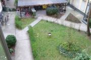 Obj.-Nr. 04190722 - schoener Innenhof - Vogelperspektive