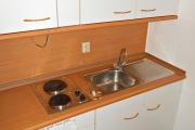 Obj.-Nr. 60180311 - Einbauküche im Flur