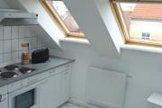Obj.-Nr. 00171001 - Wohnküche mit EBK links