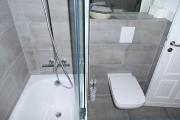 Obj.-Nr. 01180501 - Wannenbad WC-Wanne