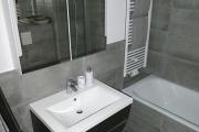 Obj.-Nr. 01180501 - Wannenbad Waschbereich