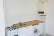 Obj.-Nr. 01180703 - Wohnküche Spüle-Herd