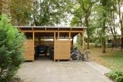 Obj.-Nr. 04180906 - Innenhof Fahrräder Müllplatz
