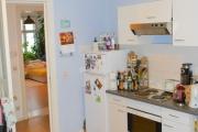 Obj.-Nr. 05171204 - Wohnküche zum Flur