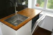 Obj.-Nr. 05180603 - Küche Spüle-Geschirrspüler