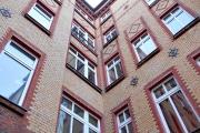 Obj.-Nr. 05190302 - Hausfassade Rückgebäude