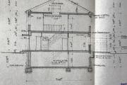 Obj.-Nr. 10180306 - Grundriss Haus-Querschnitt