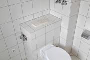 Obj.-Nr. 12180307 - Wannenbad WC