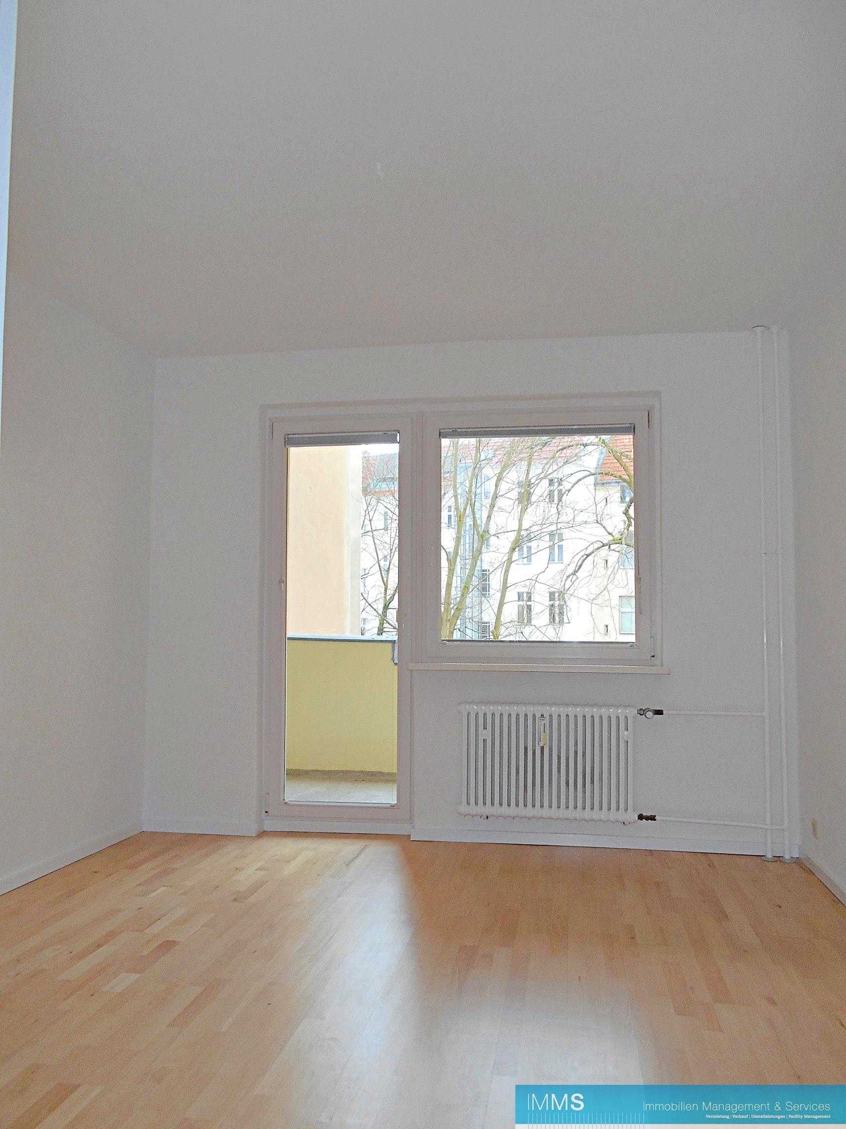 ruhige Einzimmerwohnung, zentrales Steglitz nahe Kreisel