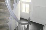 Obj.-Nr. 601801001 - Treppenhaus Hauseingang