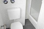 Obj.-Nr. 90170705 - Duschbad WC-Toilette