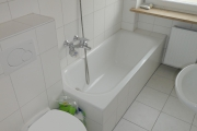 Obj.-Nr. 90181201 - Wannenbad Wanne WC