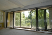 Obj.-Nr. 01180601 - Balkon-Loggia Türelemente halboffen