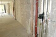 Obj.-Nr. 01180601 - Technik - Anschlüsse für Bereich Küche-WC