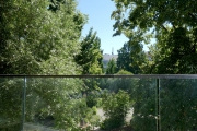 Obj.-Nr. 01190301 - Balkon-Loggia Ausblick Zillepark