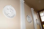 Obj.-Nr. 06171003 - Hauseingangshalle Ornamente