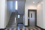Obj.-Nr. 07171004 - Hauseingangshalle zum Aufzug