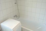 Obj.-Nr. 07171107 - Wannenbad Waschmaschine