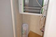 Obj.-Nr. 07190303 - Abstellkammer mit Netzwerkverteiler
