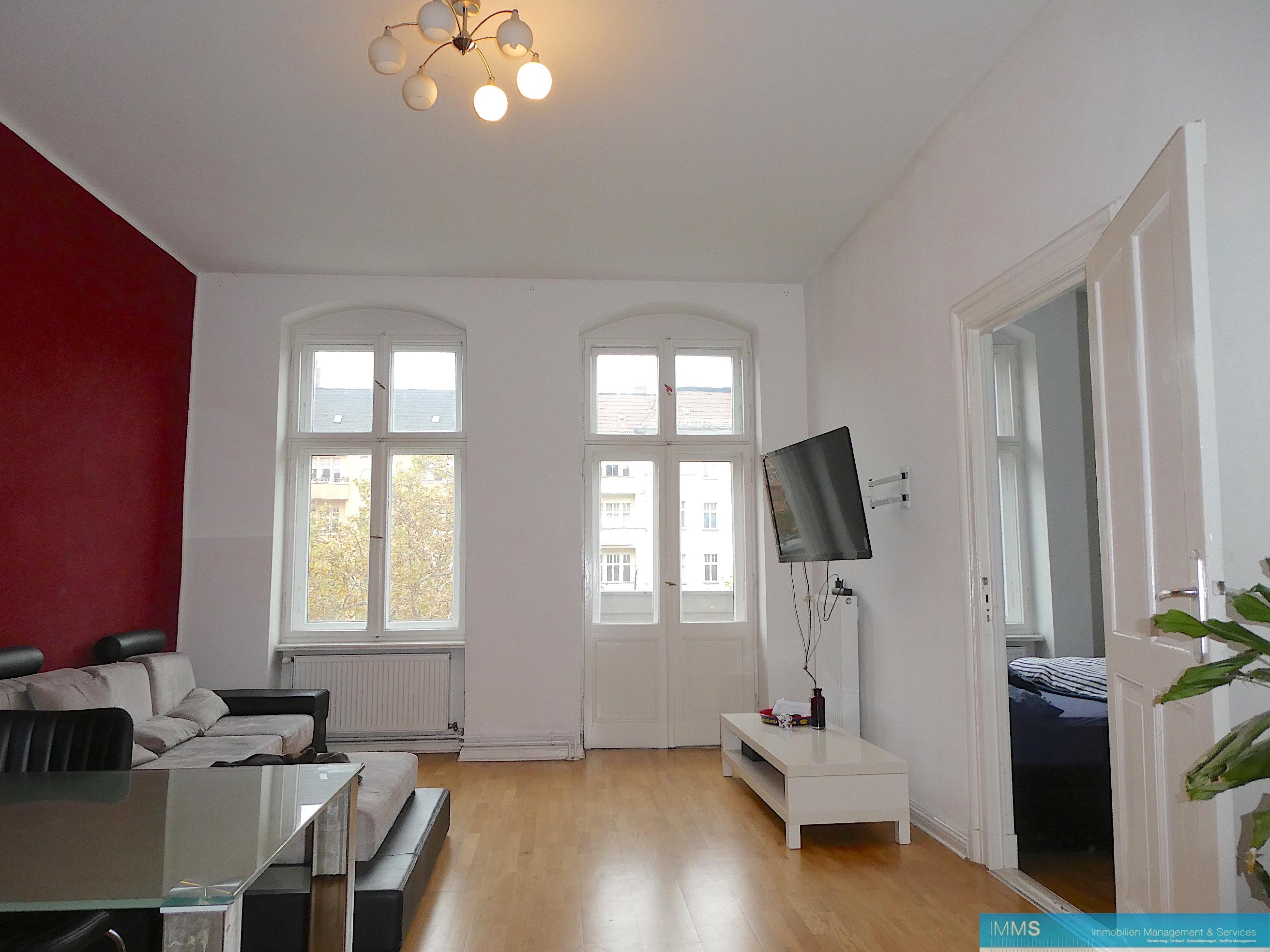 Berlin-Prenzlauer Berg  16-Zimmer-Altbau-Wohnung  ca. 16 m² – IMMS